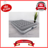 """12"""" Air Mattress with Built In Ac Pump Soft Top Pillow Inflatable Airbed, Twin"""