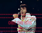 "1973 ELVIS PRESLEY on TELEVISION ""ALOHA FROM HAWAII"" CONCERT Photo #31 NEW"