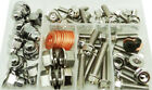 Honda CR Top End Engine Bolt Kit (Nickel) 85 125 250 500 CR85 CR125 CR250 CR500