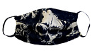 New Face Mask, Men And Women. 100% Cotton 12+ Colors Non Fading Paisley Bandanna