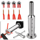 Kyпить Electrical Cable Twist Quick Connector Wire Stripper Tool For Drill Bit US на еВаy.соm