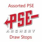 PSE / Browning Archery Draw Stops