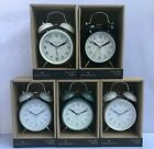 Newgate Twin Bell Alarm Watches  Clock Classic British Vintage Style