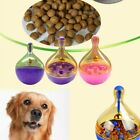 Pets Cat Dog Tumbler Leakage Food Ball Dogs Cats Training Exercise Toy Bell