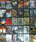 RPG Role Playing Games (Sony Playstation 2) Ps2 TESTED Final Fantasy, Persona