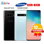 New 6.1in Samsung Galaxy S10 G973f Octa-core 8g/128gb Factory Unlocked Sealed