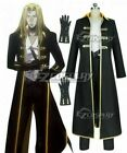 Castlevania Season Anime Alucard Cosplay Costume Full set N7