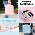 For NS Switch Bag Travel Carrying Portable Storage Case Accessories Cover YZH