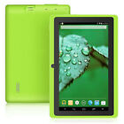 "7"" Android Kids Tablet PC 1+8GB WIFI Quad Core HD Dual Cam Tablets"