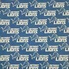 StoreInventorynfl football cotton fabric fq(1/4) for diy mask -  pick team - 18