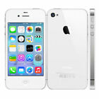 Apple iPhone 4s (A1387) 16GB White - GSM Unlocked - Good Condition