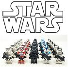 Kyпить Star Wars Stormtrooper Minifigure Lots For Lego - Choose Your Style - USA Seller на еВаy.соm