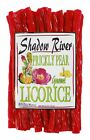 Shadow River Gourmet Prickly Pear Cactus Licorice Old Fashioned Red Candy Twists