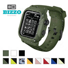 Waterproof Tactical Rugged Watch Band  Case Apple iWatch Series 1, 2, 3 42mm