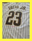 NEW 2020 FERNANDO TATIS JR. SAN DIEGO PADRES STITCHED JERSEY WHITE M L XL 2XL on Ebay