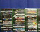 Xbox Games Selection Pick One Microsoft Xbox Original Games Halo and More $7.95 USD on eBay