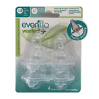 Evenflo Vented and Proflo Standard Neck Nipples