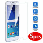 1/3/5PCS Tempered Glass Screen Protector For Samsung Galaxy J7 J5 J3 A5 A6 A7 A8