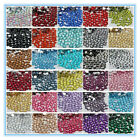 Kyпить 5000PCS Crystal FlatBack Resin Rhinestones Gems 41colors 2mm,3mm,4mm,5mm,6mm #02 на еВаy.соm