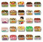 HARIBO SWEETS,MAOAM CANDY Selection Of All Flavours TUBS &PICK N MIX Kids Party!