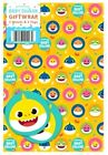 Official BABY SHARK Gift Wrap Sheet +Tags Birthday Wrapping NEW Free Delivery