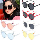 Kids Sunglasses Boys Girls Shades Child Goggles Glasses Outdoor UV400 Protection