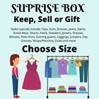 EUC Women's Clothing 3 Pc Surprise Box Choose Size, Grab Bag To Keep, Sell, Gift