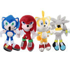 Sonic Boom Plush Doll Toy Sonic The Hedgehog & Miles Tails Soft Stuffed Doll