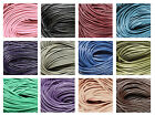 BeadSmith  Greek European Leather Thong Cord Stringing Material  All Colors