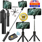 Selfie Stick Tripod Bluetooth Selfie Stick Wireless Remote For iPhone Samsung US