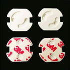 10pcs Baby Safety Rotate Cover 2 Hole Round European Standard Children SH