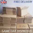 High Quality Single Wall Postal Cardboard Boxes ROYAL MAIL * All Sizes & Qty*