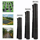 Fabric Membrane 2/3/4m Wide Garden Ground Weed Control Landscape Cover Membrane