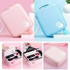 Kawaii Storage Shoulder Bag Carrying Case Hard Shell For NS Switch Game Console