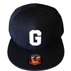 Homestead Grays Black and White Fitted Hat Negro Leagues Cap