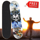 31x 8'' Standard Skateboards Beginners Complete Boards Canadian Maple Cruiser image