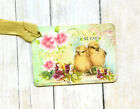 Hang Tags SPRING CHICK FLORAL EASTER TAGS or MAGNET 330 Gift Tags