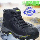 Apache Mercury Waterproof Safety Boots Steel Toe UK sizes Work Boots Composite