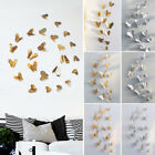 13d Butterfly Wall Stickers Living Room Bebroom Home Decoration