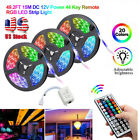 Kyпить 49FT 32FT Flexible 3528 RGB LED SMD Strip Light Fairy Lights Room TV Party Bar на еВаy.соm