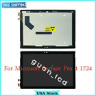 For Microsoft Surface Pro 2 3 4 5 7 LCD Touch Screen Digitizer Assembly Replace