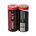 26650 Battery 9900mAh Li-ion 3.7V Rechargeable for Flashlight Torch&Charger Lot