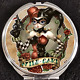 Batman Joker Harley Quinn Wild Tattoo Pinup Disney Makeup Compact Double Mirror