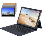 10.1 Inch P30 4G Phablet Dual SIM Android 8.0 Tablet PC GPS Keyboard Laptop
