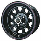 1 New 15x7 American Racing 767 Black Wheel/Rim 6x139.7 15-7 6-139.7 ET0