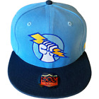 Oakland Invaders Fitted Hat USFL Cap