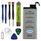 Samsung Galaxy Battery Replacement Kit - For Galaxy S4, S5, S6, S6 Edge, S6 Edge