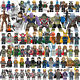 Avengers Minifigures Iron Man Hulk Thor Thanos DC Mark Super-man Batman Marvel photo