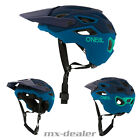 2021 ONeal Pike Solid Blau Teal Fahrrad Helm All Mountain Bike Trail...