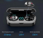 Earbuds Wireless Bluetooth 5.0 Earphones True Wireless Stereo Headphones IPX7